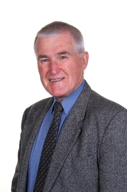 Mr P Conway OBE -  Chair of Governors